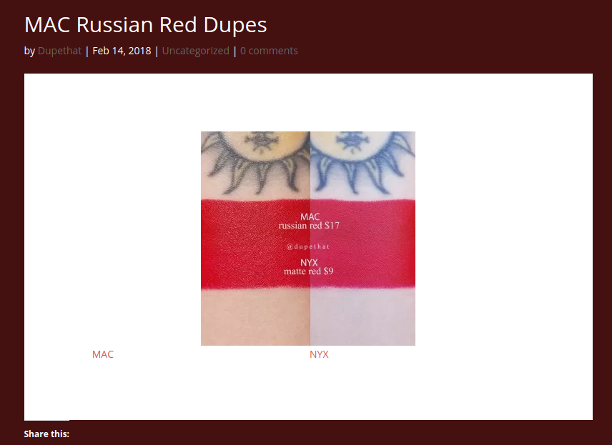dupethatrussianred